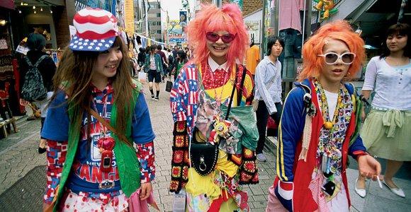 Ta nouvelle source sur la mode japonaise