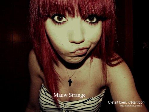 Mauw Strange