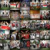 All The Groups Of The International Cultural Festival Of Folk Dance !!