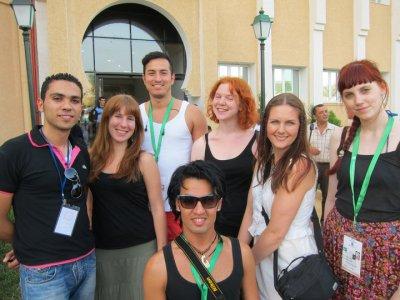 Me & My Friends From Sweeden