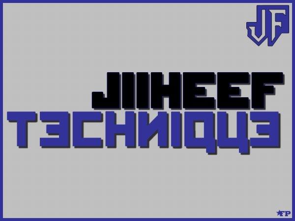Black Ambition / JiiHeeF_ TECHNIQUE  (2011)