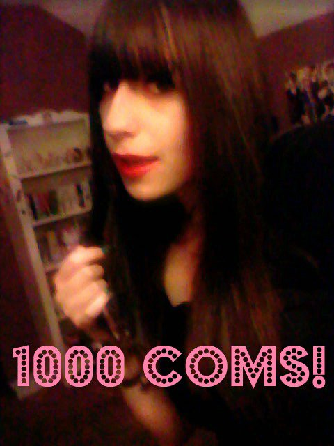 1000coms!
