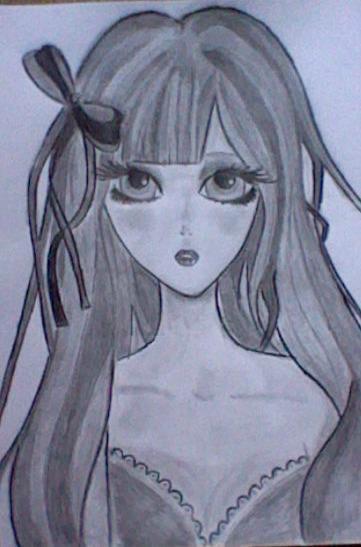un de mes derniers dessin