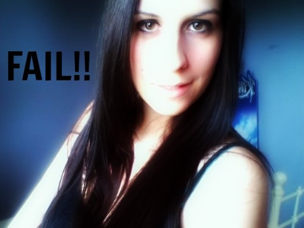 Picture of the day and my fail :D