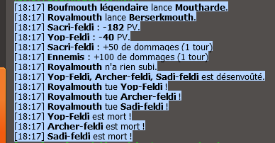 Farm de royalmouths !