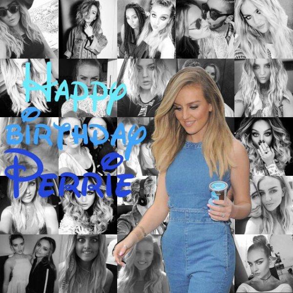 Happy Birthday Perrie ! ~ Little Mix