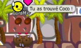 J'ai trouvé Coco ! :O