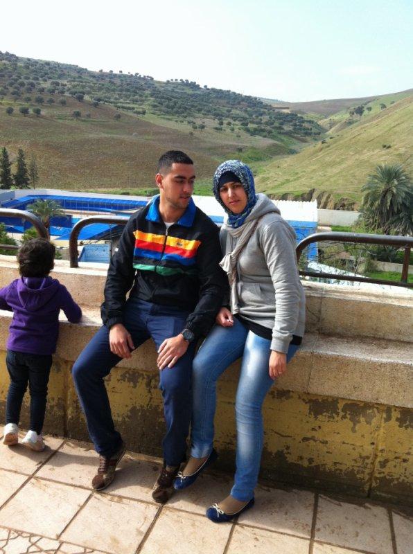 Yo  & hermana