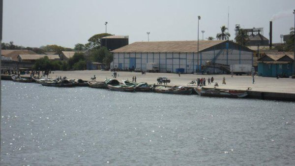 port de ziguichor senegal