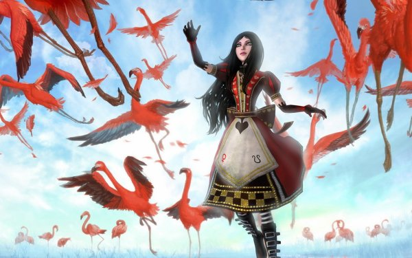 Parce que , Alice madness return , c'est cool !