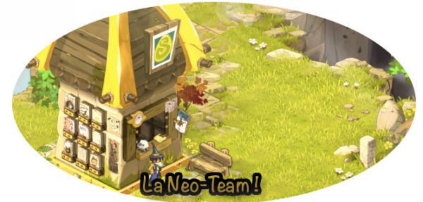 News #3 (#1 de la Neo-Team) !