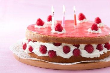 Recette de Gâteau d'anniversaire pour les filles