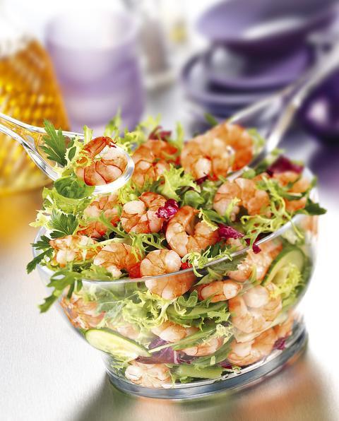 Salade légère pour l'été!