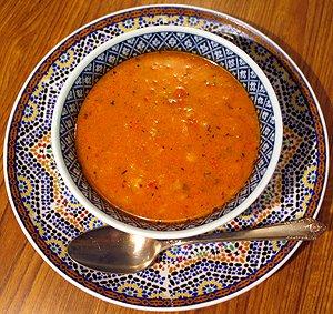 HARIRA Soupe traditionnelle!