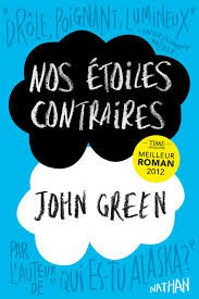 Nos étoiles contraires-->John Green
