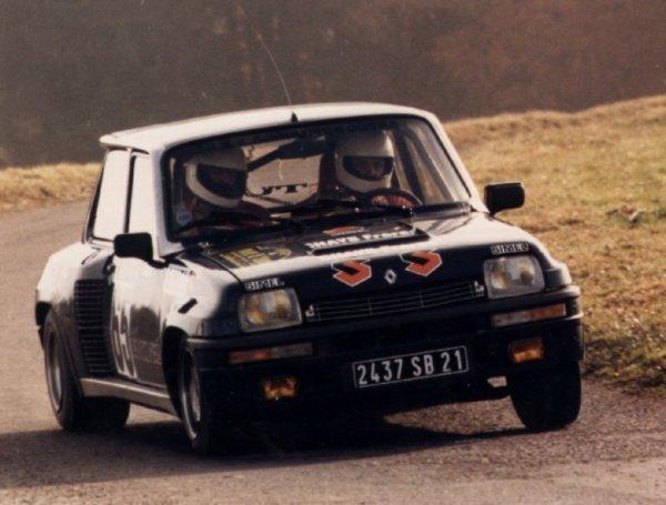 14 ET 15 MARS 1987 - 8ème RALLYE DE L'AVALLONNAIS (89) - CLASSEMENT (ECHAPPEMENT N° 224)