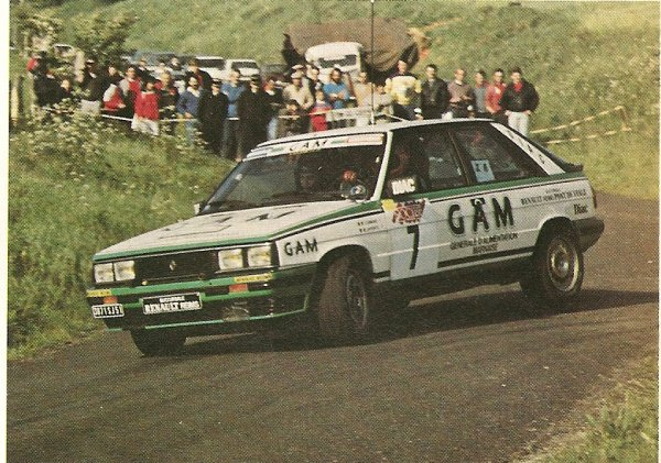 8 MAI 1987 - SPRINT DE L'AVESNOIS (59)
