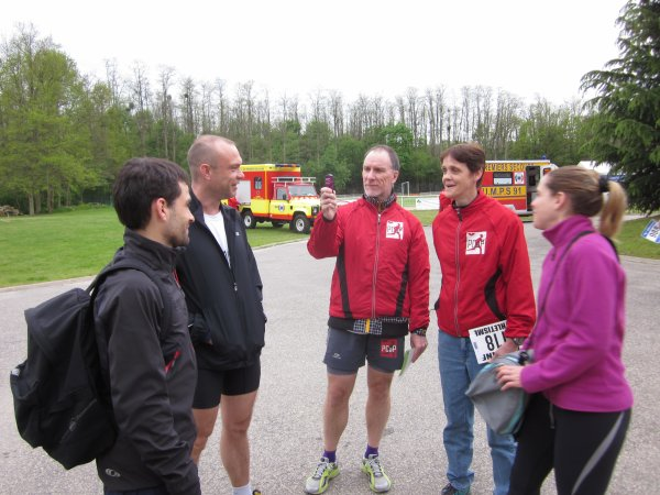 Course du Sanglier - Cerny (91) - 18e édition le 08 mais 2012