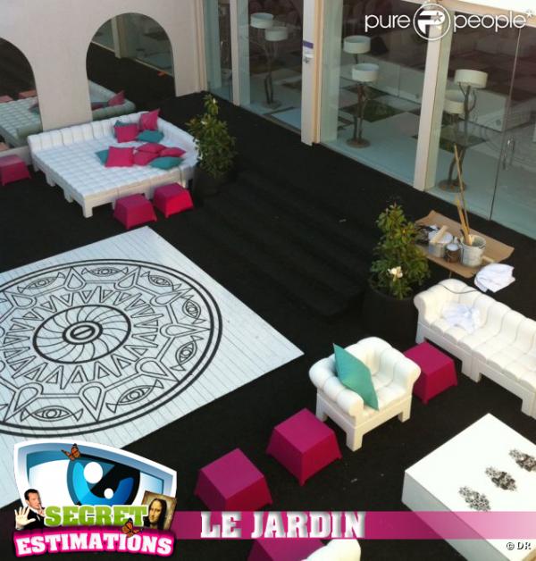 Le Jardin de Secret Story 5 !