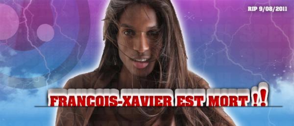 François-Xavier candidat de Secret Story 3 est mort !