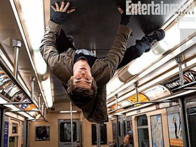 Bande annonce de The Amazing Spider-Man !