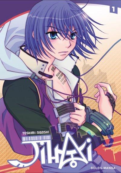 Jihai Nouveauté Soleil Manga