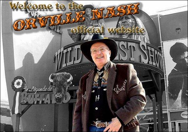 Bienvenue sur mon Blog FAN d'Orville NASH