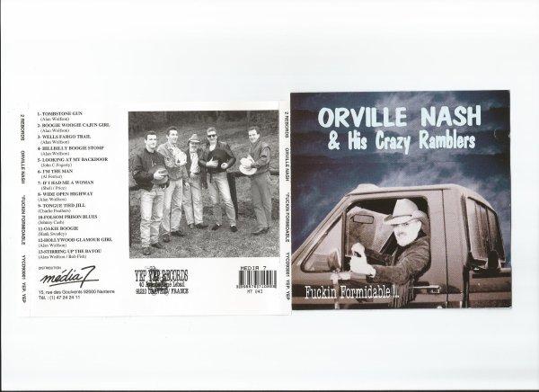 """CD """"FUCKIN FORMIDABLE """" 1993"""