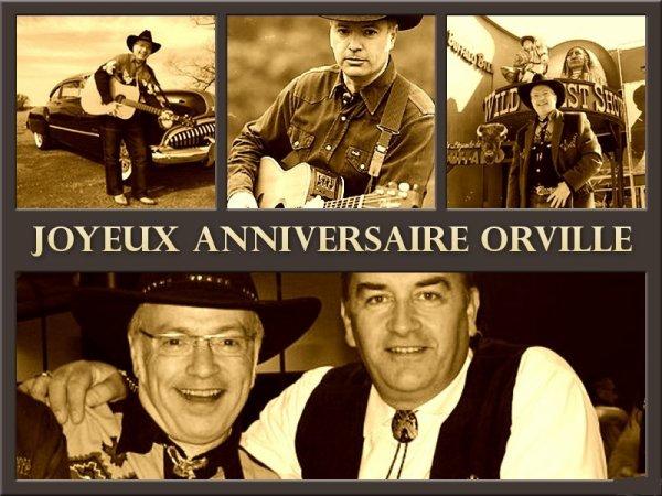 Joyeux Anniversaire Orville