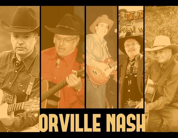 Orville NASH 25 ans de carrière 1989 à 2014