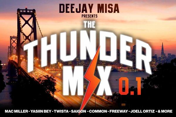 [BRAND NEW 2012] THUNDER MIX 0.1 Disponible Très Prochainement !