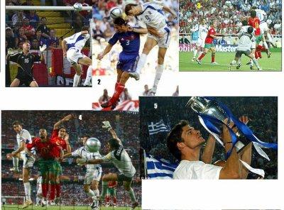 Charisteas a l'Euro 2004