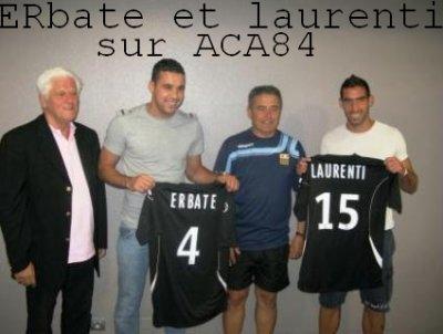 Erbate et Laurenti sur ACA84