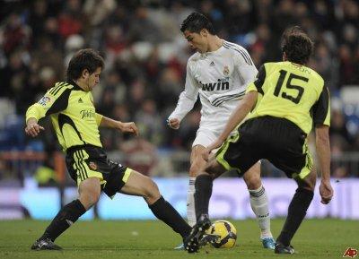 Francisco Pavon face a Cristiano Ronaldo