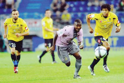 Sochaux 2 - 1 Arles-Avignon