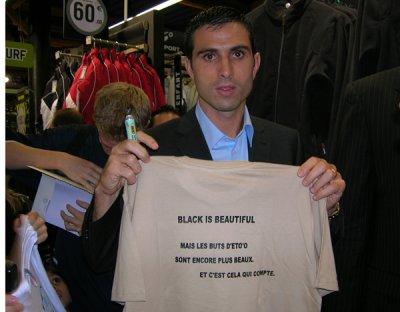 Lutte contre le racisme