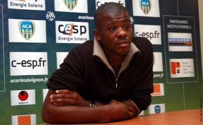 Dianbobo Baldé signe a l'ACA
