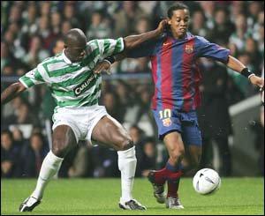 Dianbobo Balde au duel avec des stars
