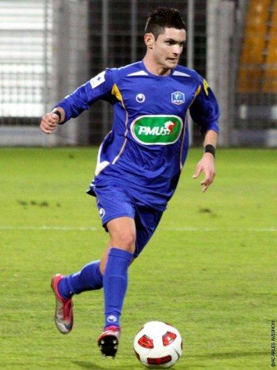 Rémy Cabella rejoint l'équipe de France Espoirs