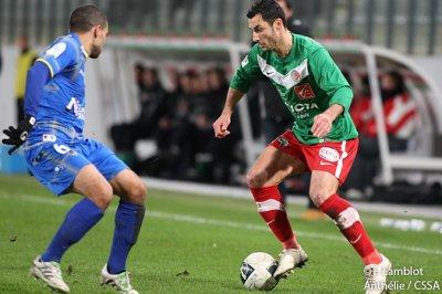 Sedan 0-0 Arles-Avignon
