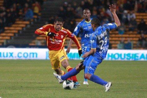 RC Lens 0-0 Ac Arles-Avignon