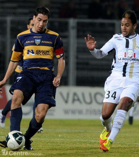 ACA 2-2 Angers