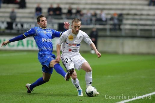 Amiens 0-3 ACA