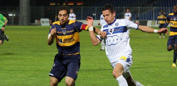 ACA 0-0 Bastia