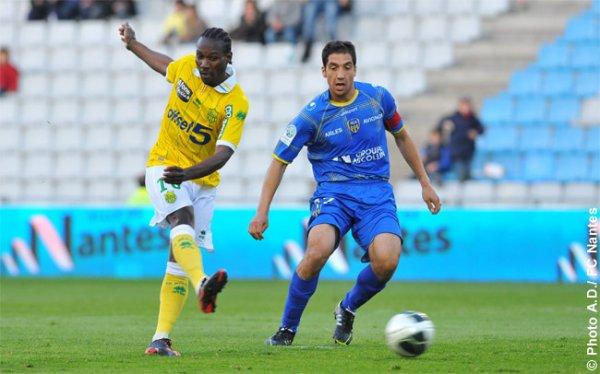 FC Nantes 3-0 Arles-Avignon