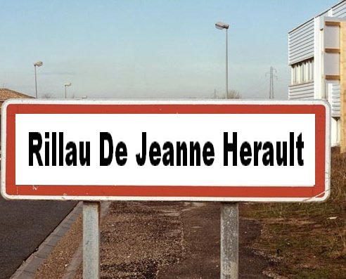 Rillau de Jeanne Herault