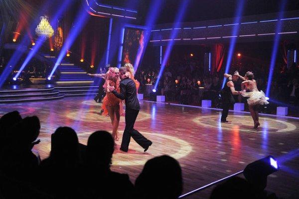 Danse avec les stars, les photos du prime n°3 :)