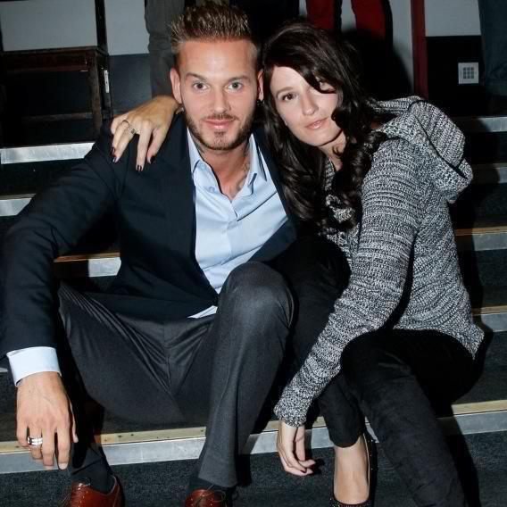 Robin des bois et sa marianne: Stéphanie Bédard et en + une interview de Matt pour GALA: