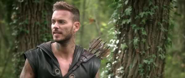 Nouveau clip de Robin des Bois: