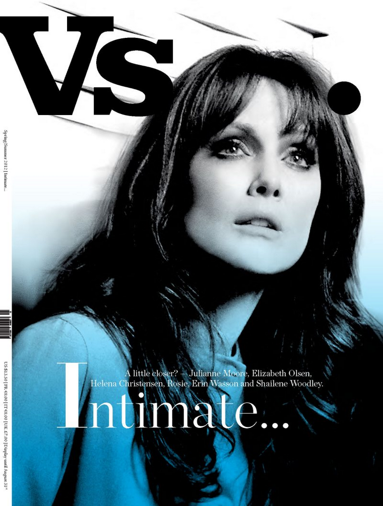 Cover Vs. Magazine S/S 2012
